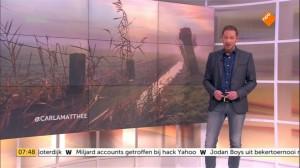 (c) Carla Matthee, Zonsopkomst met mist, Maaldrift (Goedemorgen Nederland, WNL)